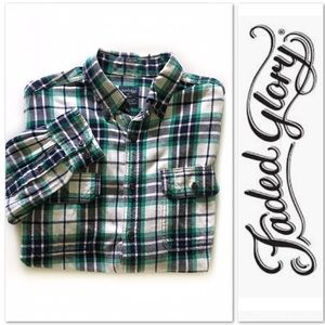 Men's Faded Glory Flannel Top